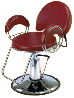 Pibbs - Jo-Jo Series M/P Styling Chair - 1678 Base/Tub. Footrest