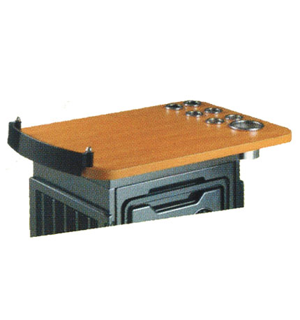 Pibbs - Laminated Utility Topper 2 with Accessory Holders