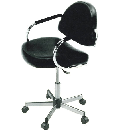 Pibbs - Nina Series Desk Chair on Wheels