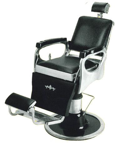 Pibbs - Nova Hydraulic Barber Chair with 1607 Base