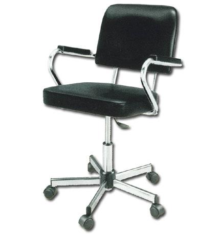 Pibbs - Paris Series Desk Chair on Wheels