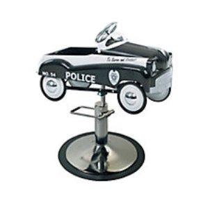 Pibbs - Police Car Kid's Hydraulic Chair