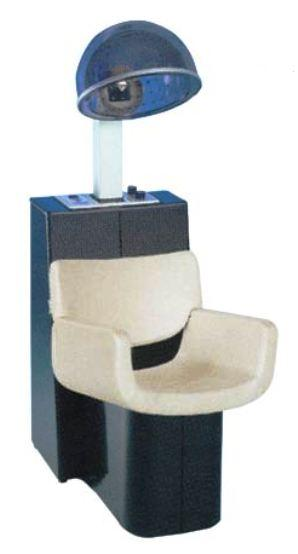 Pibbs - Quadro Dryer Chair w/ Steel Base