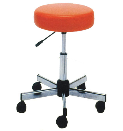 Pibbs - Round Seat with Thick Cushion (without Footrest)