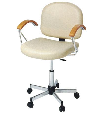 Pibbs - Samantha Series Desk Chair on Wheels