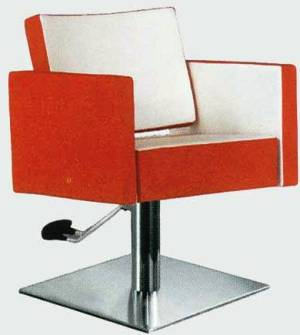 Salon Ambience - Square Styling Chair