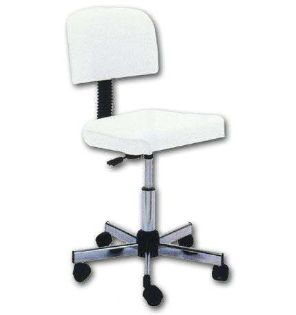 Pibbs - Stool with Adjustable Backrest