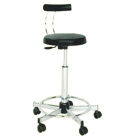 Pibbs - Sweetline Stylist Seating Forma Pro - Black Only