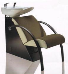 Salon Ambience - Lunawash - White Bowl