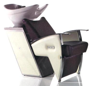 Salon Ambience - Megawash - White Bowl
