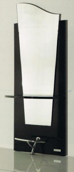 Salon Ambience - Venezia Station Black Lacquer
