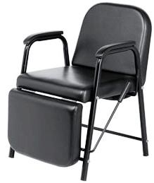 Savvy - Lola Shampoo Chair w/ Leg Rest #SAV-007-B