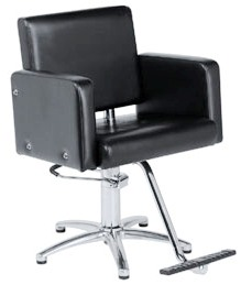 Savvy - Styling Chair #SAV-313T-C5-B