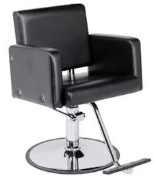 Savvy - Styling Chair #SAV-313T-CR-B