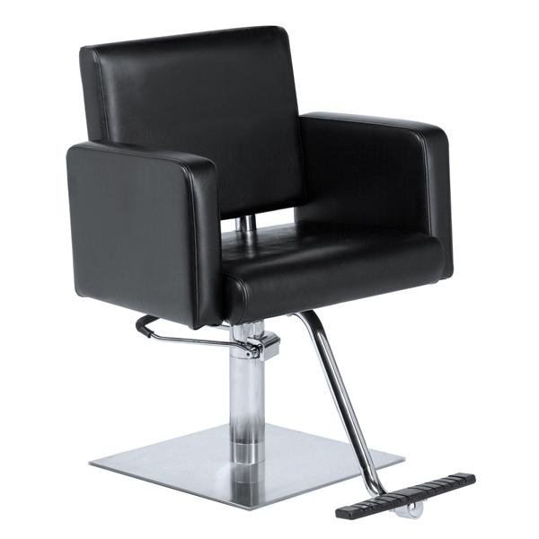 Savvy - Styling Chair #SAV-313T-SQ-B