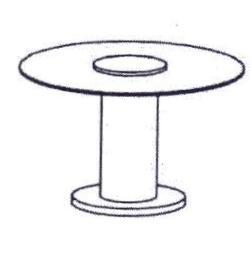 Takara Belmont - Koken Color Table