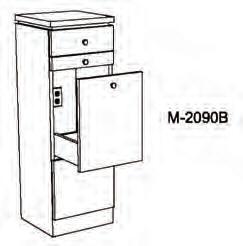 Takara Belmont - Koken Millennia Illusion Styling Cabinet