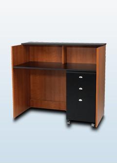Takara Belmont - Koken Rollabout Storage Cabinet #SL140