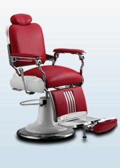 Takara Belmont - Legacy Barber Chair
