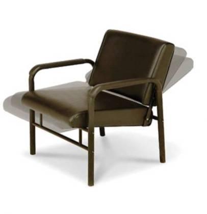 Veeco - Advantage II Shampoo Chair (Black Only)