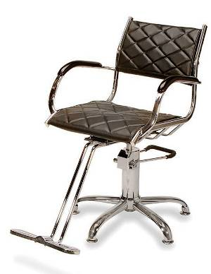 Veeco - Alison Hydraulic Styling Chair (Black Only)
