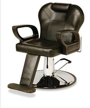 Veeco - Brady Men's All Purpose Hydraulic Chair (Black Only)