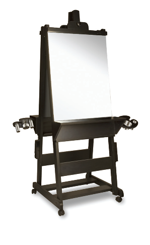 Veeco - Double Easel Styling Station w/Ledge