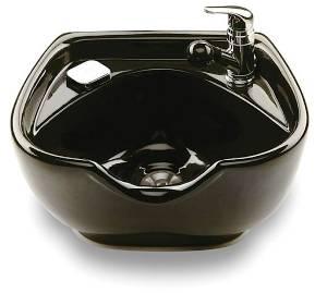 Veeco - Heavy Duty Porcelain Shampoo Bowl w/ Vacuum Breaker