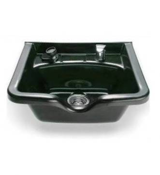 Veeco - High Density Polypropylene Shampoo Bowl (Black Only)