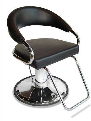 Veeco - Simone Hydraulic Styling Chair (Black Only)