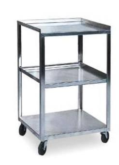 Veeco - Stainless Steel Trolley