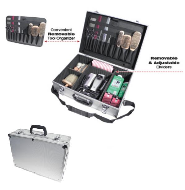 Samson - Aluminum Barber Case