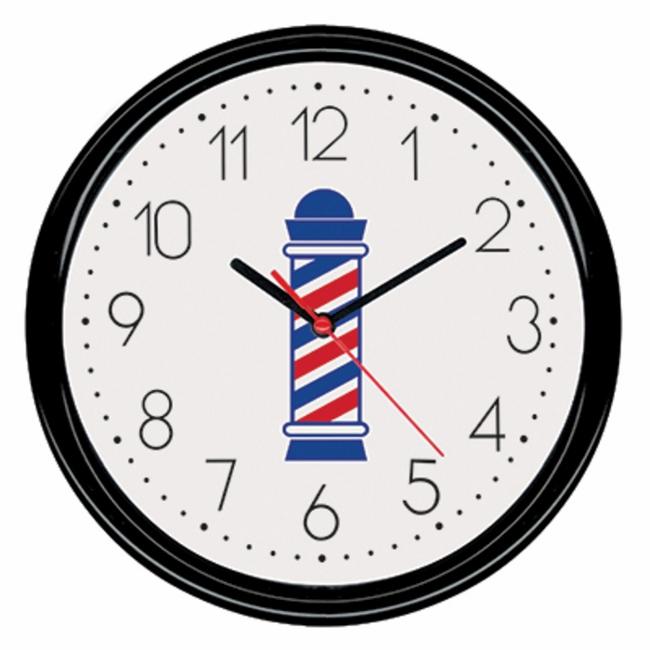 Samson - Barber Pole Clock