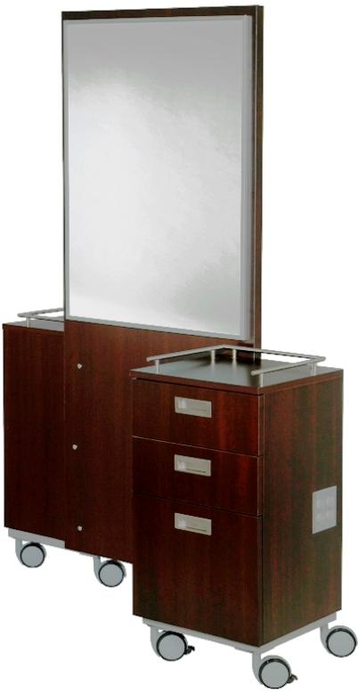 Belvedere - Kalli Complete Mobile Vanity