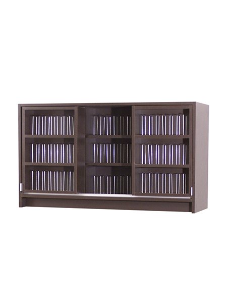 Belvedere - Color Wave Wall Hung Color Storage