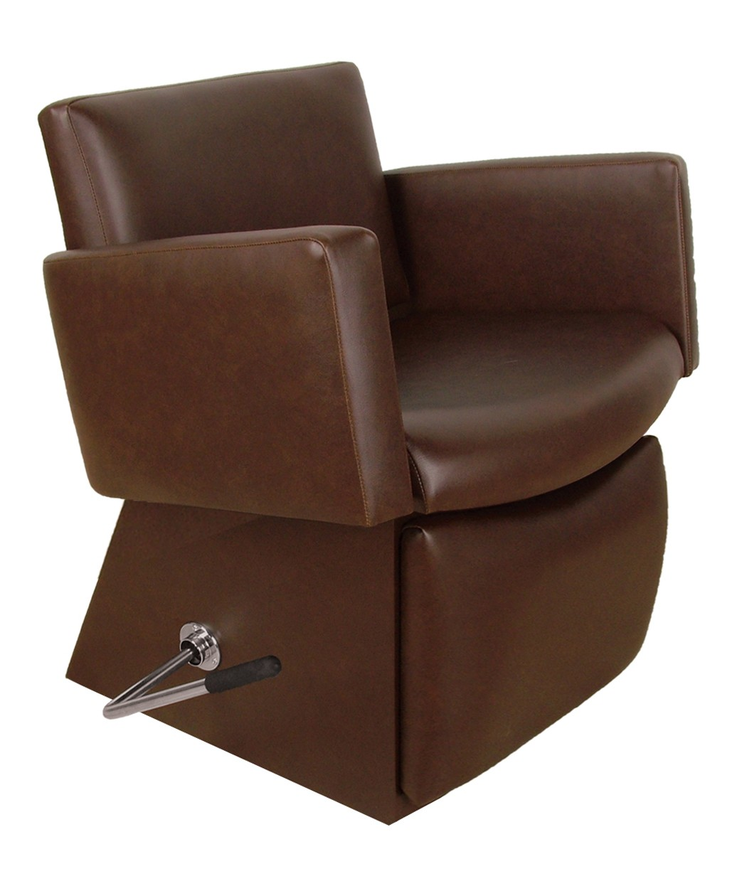 Collins - Cigno Shampoo Chair with Kickout Legrest