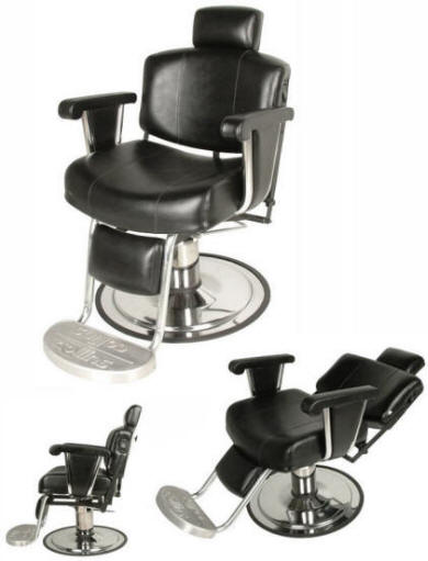 Collins Continental Barber Chair 9015