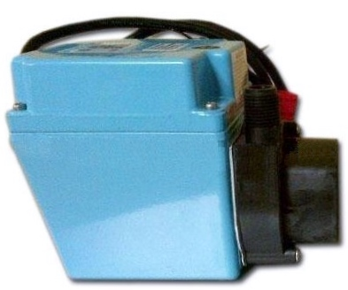 Continuum Footspas - High Capacity Discharge Pump