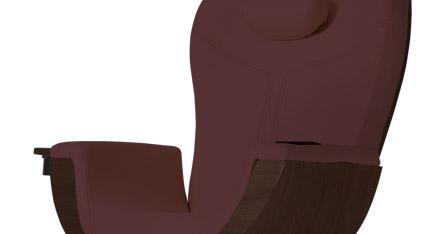 Continuum Footspas - Upholstery Upgrade Maestro