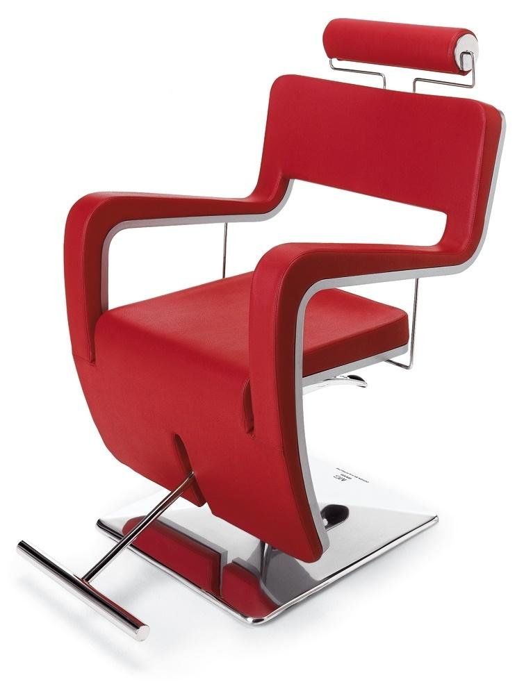 Design by Porsche - Tsu MR Barber Styling Chair