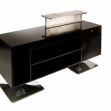 Design by Porsche - Black Torix Reception Desk