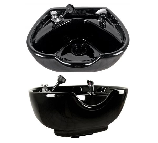 Jeffco - 8100-570 Porcelain Shampoo Bowl