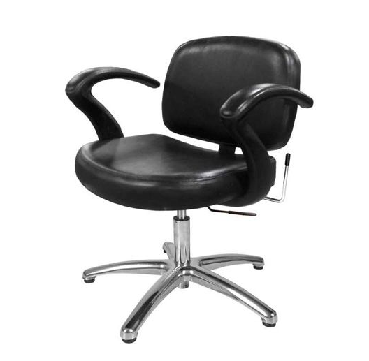 Jeffco - Cella Lever-Control Shampoo Chair w/ Pedestal Base
