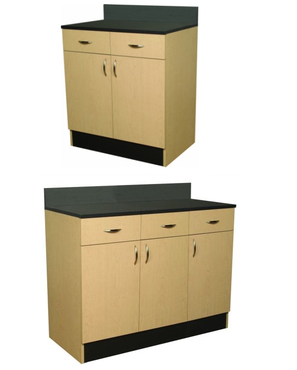 Jeffco - Organizer Base Cabinets