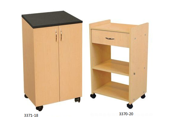 Jeffco - Organizer Carts