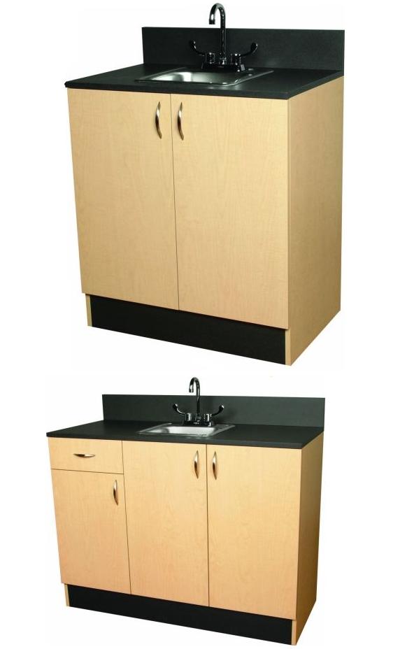 Jeffco - Organizer Sink Cabinets