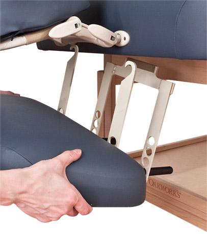 Oakworks - Lowered Arm Rest Shelf Bracket