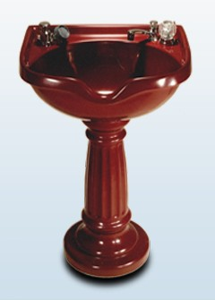 Marble - Model 300 Pedestal Bowl with Fixture