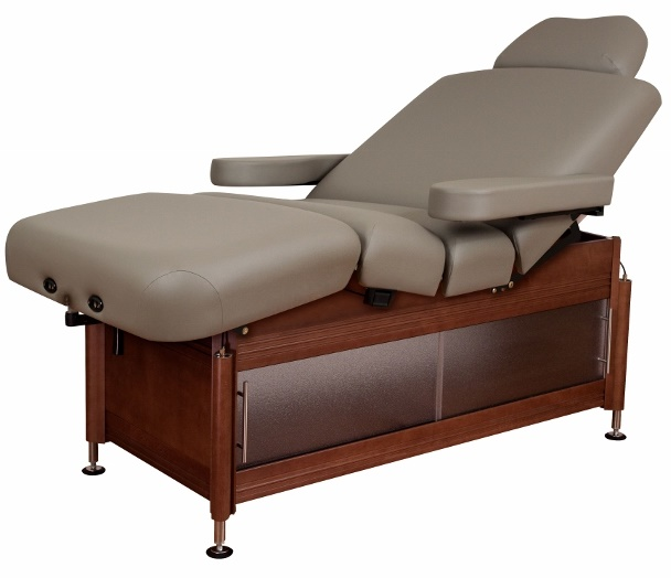 Oakworks - Clinician Manual-Hydraulic Lift-assist Salon Top