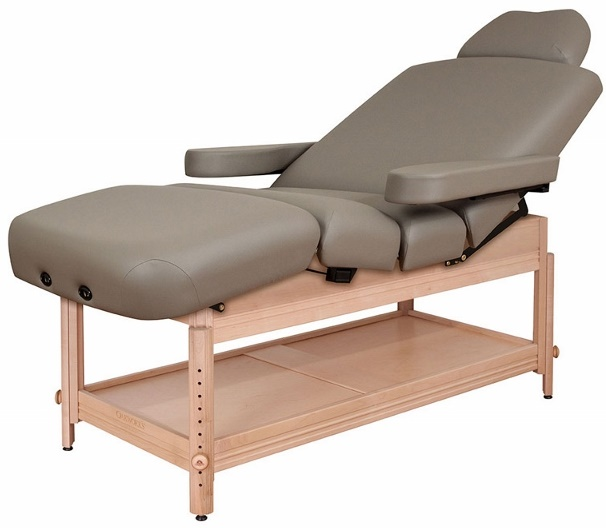 Oakworks - Clinician Adjustable Lift-assist Salon Top